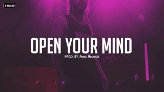 Feelo - Guitar Inspirational x Rap Beat Instrumental - 'Open Your Mind'