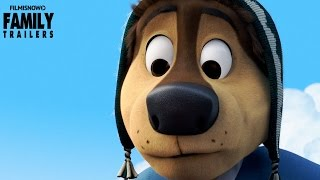ROCK DOG | Official Trailer [Animated family adventure] HD