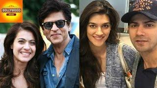 Dilwale's Starcast Names Revealed | Shahrukh Khan | Kajol