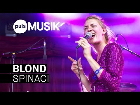 Xxx Mp4 Blond Spinaci Live Beim PULS Open Air 2018 3gp Sex