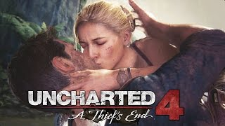 Uncharted 4 All Cutscenes Movie (Game Movie) 1080p FULL STORY