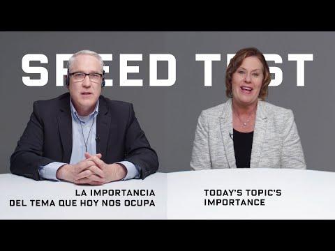 2 Interpreters Test Their Interpreting Skills Speed Challenge WIRED
