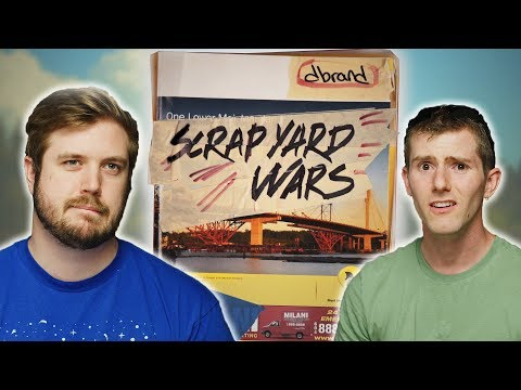 Scrapyard Wars 7 Pt 1 NO INTERNET