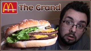 McDonald's The Grand Burger Review
