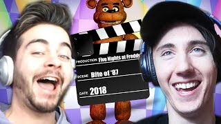 The FNaF Show - Episode 5 - MOVIE NEWS ft. Razzbowski