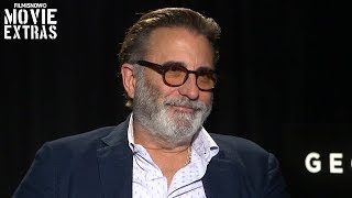 Geostorm (2017) Andy Garcia talks about his experience making the movie