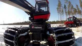 VALMET 901 TX Wood processor