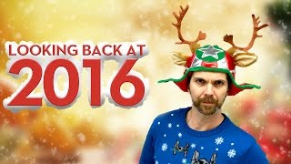 Looking Back at 2016 —Thank You! [4K]