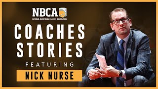 Nick Nurse - Toronto Raptors 1st Year Head Coach With Plenty of Head Coaching Experience