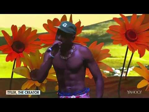 Tyler, The Creator - Full Set Live at Panorama 2017 New York City HD