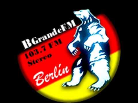 RADIO B GRANDE 103.7 FM BERLIN USULUTAN ENTREVISTA A BARAHONA BAND