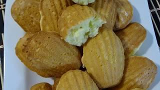 МАДЛЕН  бисквитное печенье с кокосовой стружкой