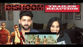 Dishoom Trailer Reaction | John Abraham, Varun Dhawan | by RajDeep