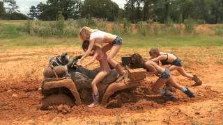 Car Stuck Girls Teaser Compilation - Offroad 4x4
