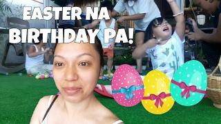 VLOG#003: MY BIRTHDAY + EASTER EGG HUNTING (ft. MADAM DANA) | Wife NeCESSities