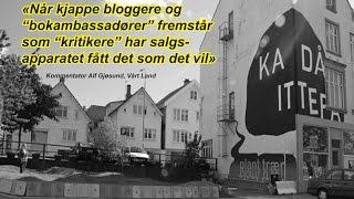 Stavanger kritikersalong:  kulturelle og kritiske offentlighet - veksthuset eller slaktehuset?