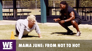 Diets Fail & Dates Bail | Mama June: From Not to Hot | WE tv