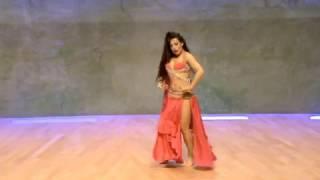 Zahia Samantha – Competition Egypto en Barcelona 2017