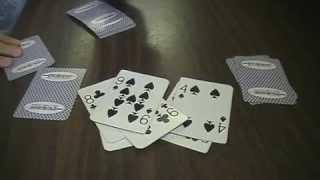A Mini Speed Tournament (Card Game)