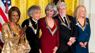 The 38th Kennedy Center Honors 2015 (FULL): King/Lucas/Moreno/Ozawa/Tyson