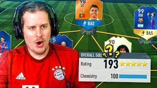 CAN WE GET A 193?! ATTEMPTING MY BEST EVER FUT DRAFT! FIFA 17 ULTIMATE TEAM