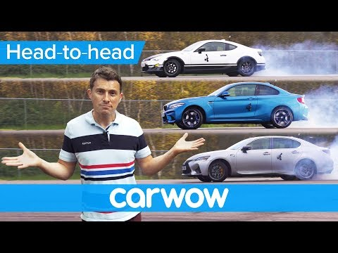 BMW M2 vs Lexus GS F vs Toyota GT86 you won t believe which is the least fun Head to Head