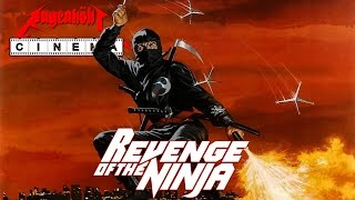 Rageaholic Cinema: REVENGE OF THE NINJA