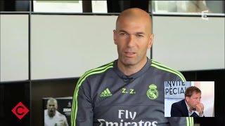 Zidane, dieu ? C à vous - 30/05/2016
