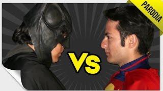 Batman V Superman Tercermundista | PARODIA: Tráiler | QueParió! ft. SandyCoben