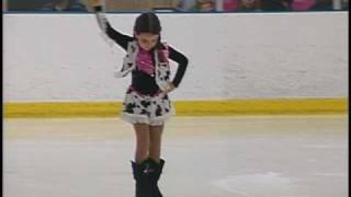Alexis Ice skating Champion