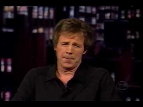 Late Show with David Letterman Dana Carvey 2002