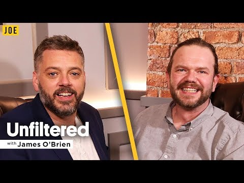 Iain Lee interview on I'm a Celeb, radio & mental health | Unfiltered with James O'Brien #13