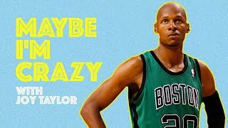 Ray Allen spilling locker room tea | EPISODE 30 | MAYBE I