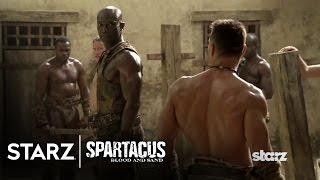 Spartacus | Blood and Sand:  We Are Gladiators | STARZ
