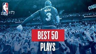 NBA's Best 50 Plays   2018-19 NBA Regular Season