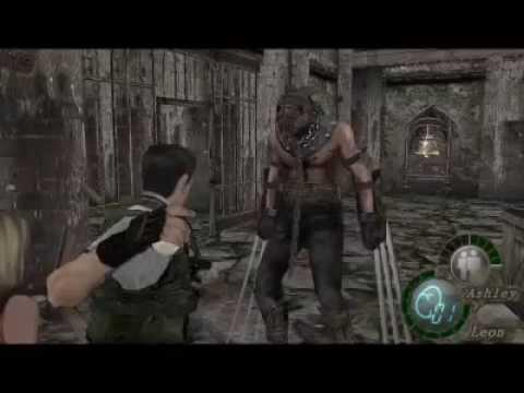 Resident Evil 4 PC TRUCOS