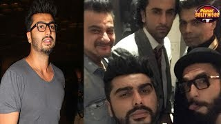 Arjun Kapoor Rings In His Birthday With His Close Friends | Bollywood News