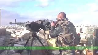 WW3 BREAKING NEWS: SYRIA WAR DRONE-FOOTAGE OF SYRIAN ARMY OPERATION IN KHAN AL-SHH IN WESTERN GHOUTA