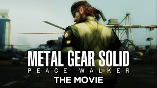 Metal Gear Solid: Peace Walker - The Movie [HD] Full Story