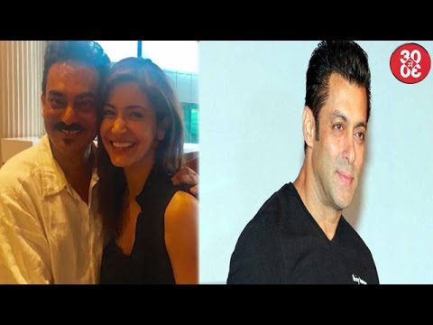 Anushka Meets The Man Who Gave Her Break | Salman Opens Up About His Facial Nerve Disorder