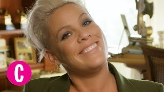 P!nk's Advice for Her Daughter | Cosmopolitan
