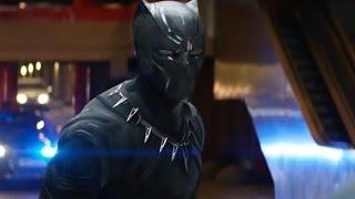 Captain America 3: Black Panther Chase   Audi commercial (2016) Chris Evans Sebastian Stan
