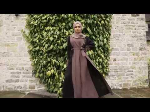 Xxx Mp4 Aaliya Collections Ramadan Eid Collection 2019 Modest Abayas Www Aaliyacollections Com 3gp Sex
