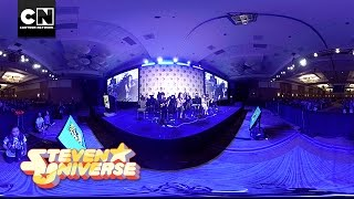 360 Video: We Are The Crystal Gems   Steven Universe   Cartoon Network