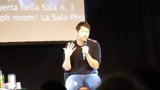 Jibcon 2016 - Misha Friday Panel (Part 1/2)