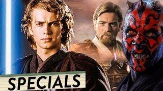 STAR WARS Episode 1-3 komplett in 11 Minuten erzählt
