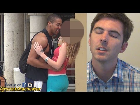 Guy s reaction to his Girlfriend Caught Cheating
