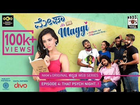 Xxx Mp4 Megha Alias Maggi Kannada Web Series That Psych Night E04 With English Subtitles 3gp Sex