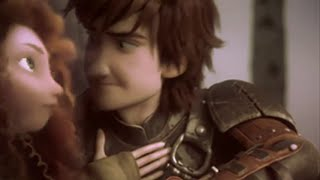 Merida x Hiccup || Like I'm Gonna Lose You [MV]