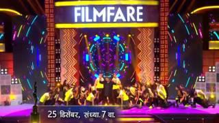 Promo of Filmfare Awards Marathi '2016'